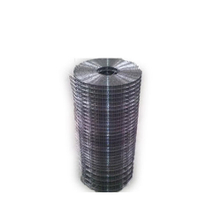 Black Coated Weld Mesh