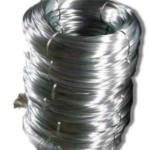 Small Roll Galvanized Iron Wire