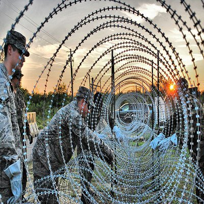Army Use for a Barbed Wire Fence.jpg